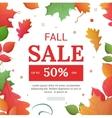Last Sale Banner Design for shop online store vector image