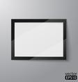 digital frame vector image