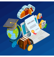 Online Learning Isometric Concept vector image