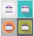 power and energy flat icons 02 vector image vector image
