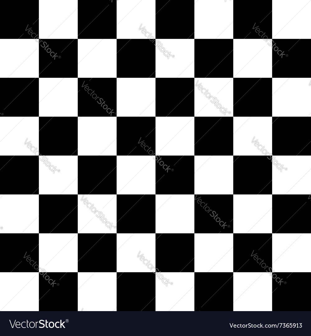 Chess seamless pattern vector