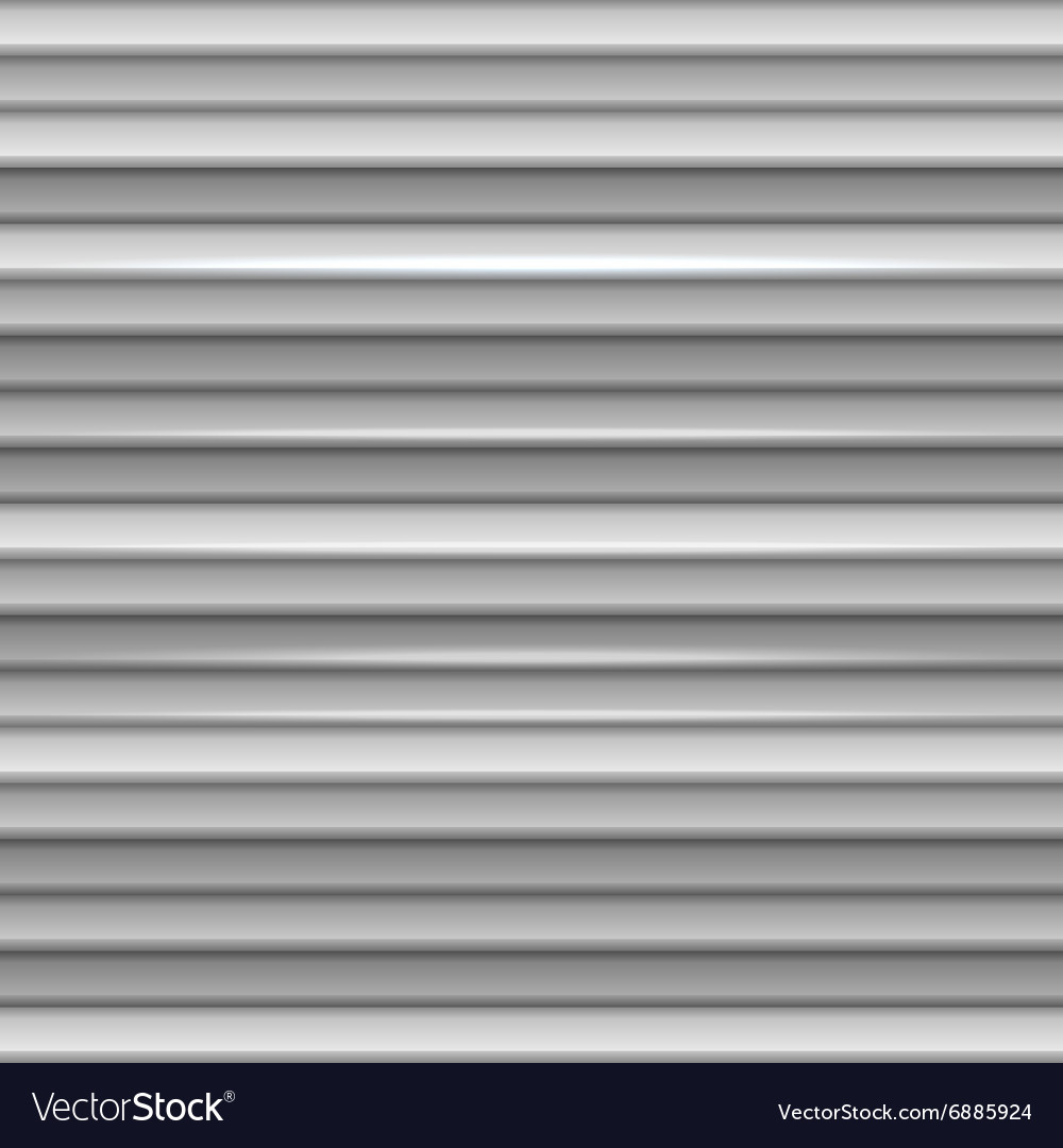 Blinds gray jalousie abstract background vector