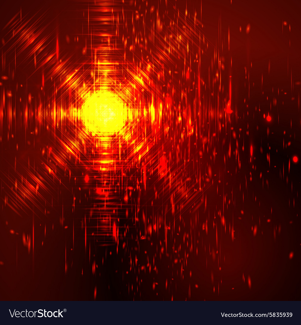 Energy and power abstract background vector