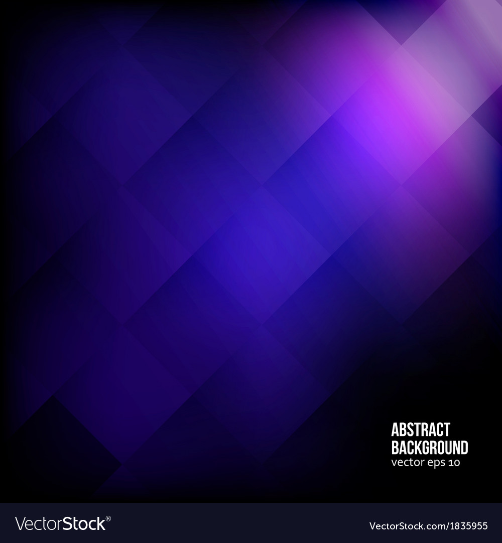 Abstract background squares geometric vector