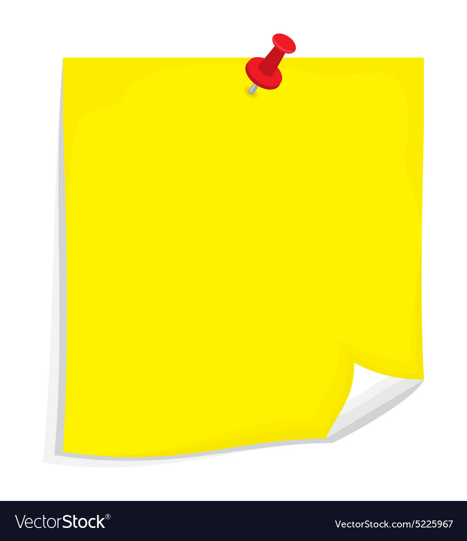 Sticky note1 resize vector