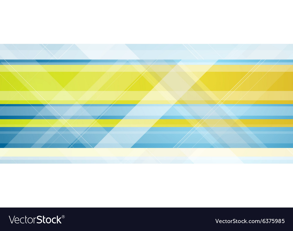 Abstract bright tech geometric background vector