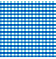 Blue RetroSquare Pattern vector image