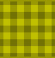 yellow lumberjack plaid pattern seamless vector image