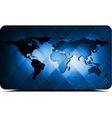 Abstract hi-tech backdrop vector image vector image