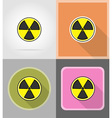 power and energy flat icons 03 vector image