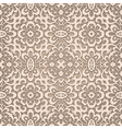 Old lace texture vector image vector image