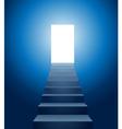 stairways to heaven vector image