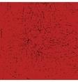 Red Ornate Grunge vector image