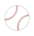 ball baseball isolated design vector image