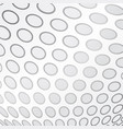 abstract geometric background with ellipses vector image