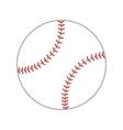 ball baseball isolated design vector image