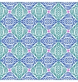 Modern stylization of Indian patterns vector image