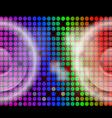 Bright Lites 4 vector image