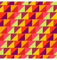 geometric wallpaper pattern seamless background vector image vector image