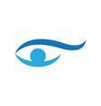 Eye Care vector image