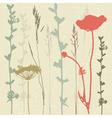 herbage vector image