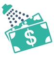 Money Laundry Icon from Commerce Set vector image