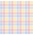 Red blue and yellow checkered colorful seamless vector image