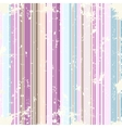 Striped wallpaper grunge background vector image