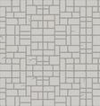 stone block patter gray vector image