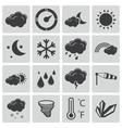 Icon patern grey vector image