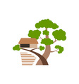 House-On-Tree-380x400 vector image