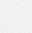 Seamless polka dot background vector image