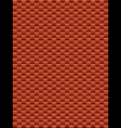 Brick texture geometric seamless background vector image
