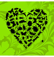 love bugs vector image