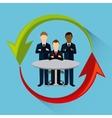 teamwork people concept vector image