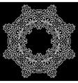 lace round 11 380 vector image vector image