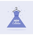Sales of womens clothing collection vector image