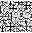 seamless texture geometric shapes patterns Nouveau vector image