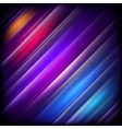 Abstract background with colorful shining EPS 10 vector image