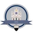 Siena vector image vector image