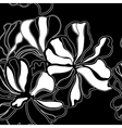 seamless floral patt 3 3 vector image