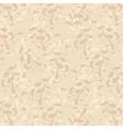 Beige vines vintage floral seamless pattern vector image