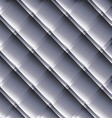 Dark Grunge Metal Texture Background vector image