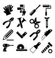 Tools Icons Vol 2 vector image