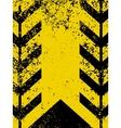 Hazard Stripes Texture vector image
