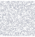 silver glitter texture seamless pattern vector image