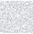 silver glitter texture seamless pattern vector image