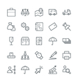 Trade Cool Icons 2 vector image