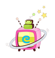 Children Television Show vector image