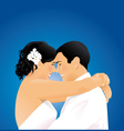 love couples vector image vector image